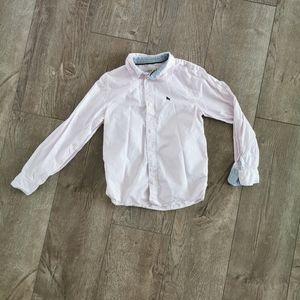 3/$15 L.O.G.G H&M boys dress shirt 7-8